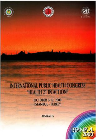 1. Uluslararası Halk Sağlığı Kongresi Kongre Kitabı