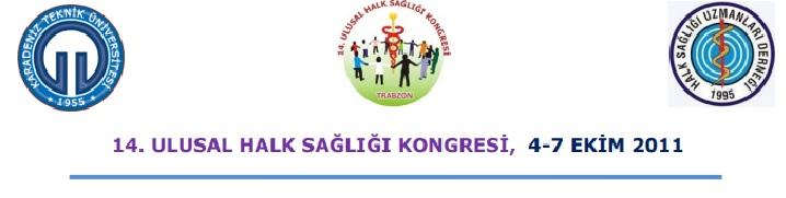 14. Ulusal Halk Sağlığı Kongresi Kongre Kitabı