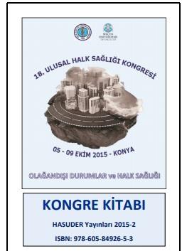18. Ulusal Halk Sağlığı Kongresi Kongre Kitabı