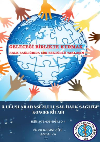 3. Uluslararası 21. Ulusal Halk Sağlığı Kongre Kitabı