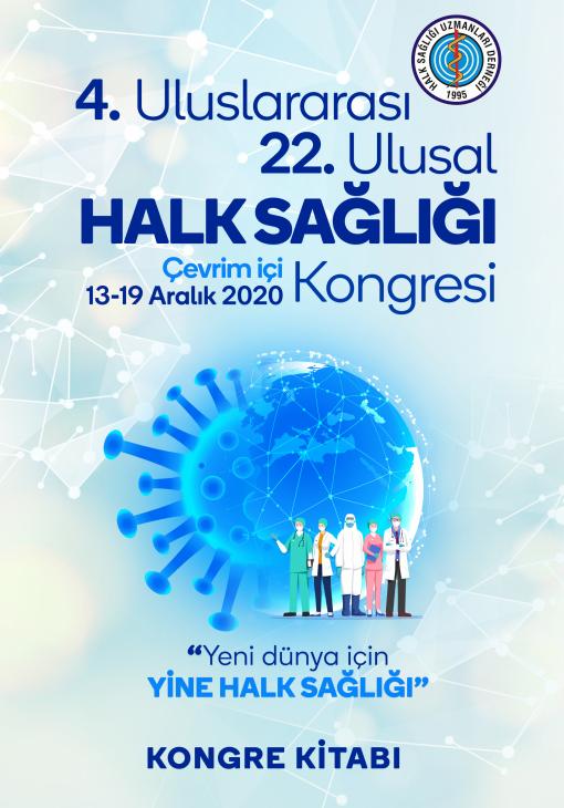 4. Uluslararası 22. Ulusal Halk Sağlığı Kongre Kitabı