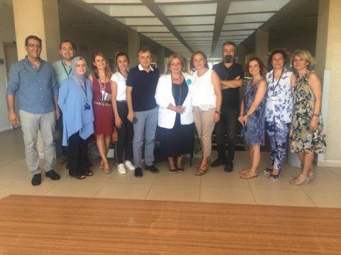 Akdeniz Üniversitesi Tıp Fakültesi Halk Sağlığı Anabilim Dalı Ziyareti
