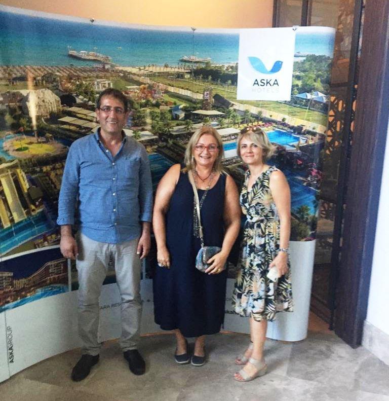 Antalya ASKA Resort Otel Ziyareti