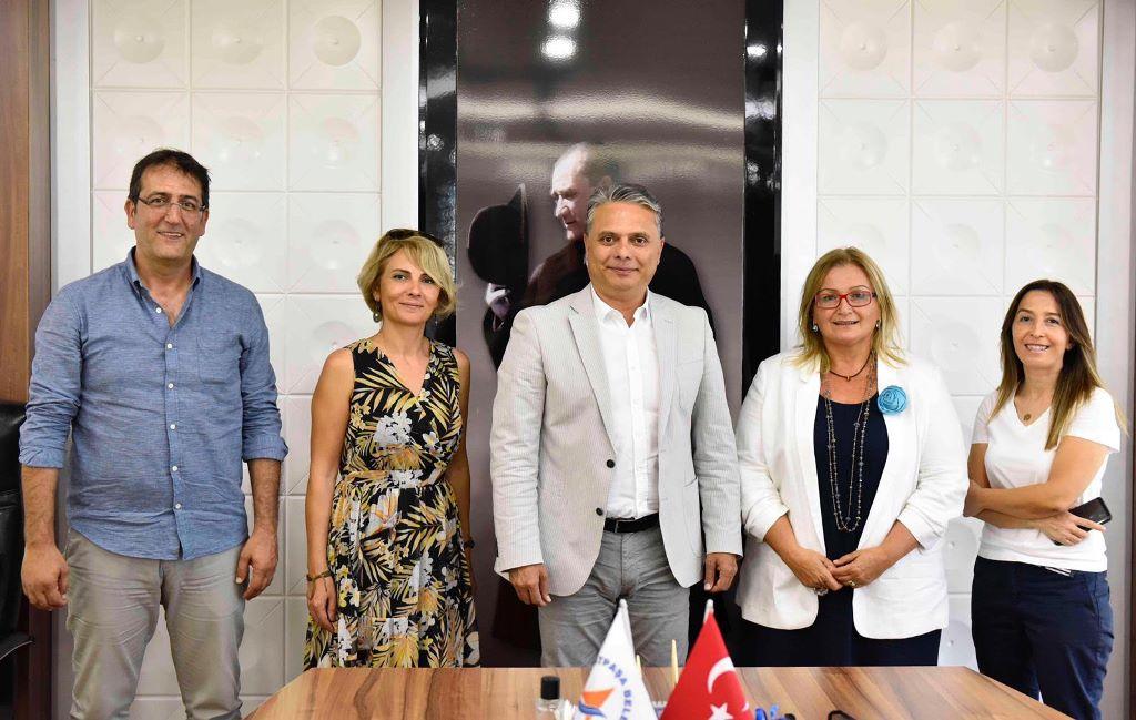 Antalya Muratpaşa Belediyesi Ziyareti