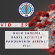 Halk Sağlığı Bakış Açısıyla Pandeminin Birinci Yılı
